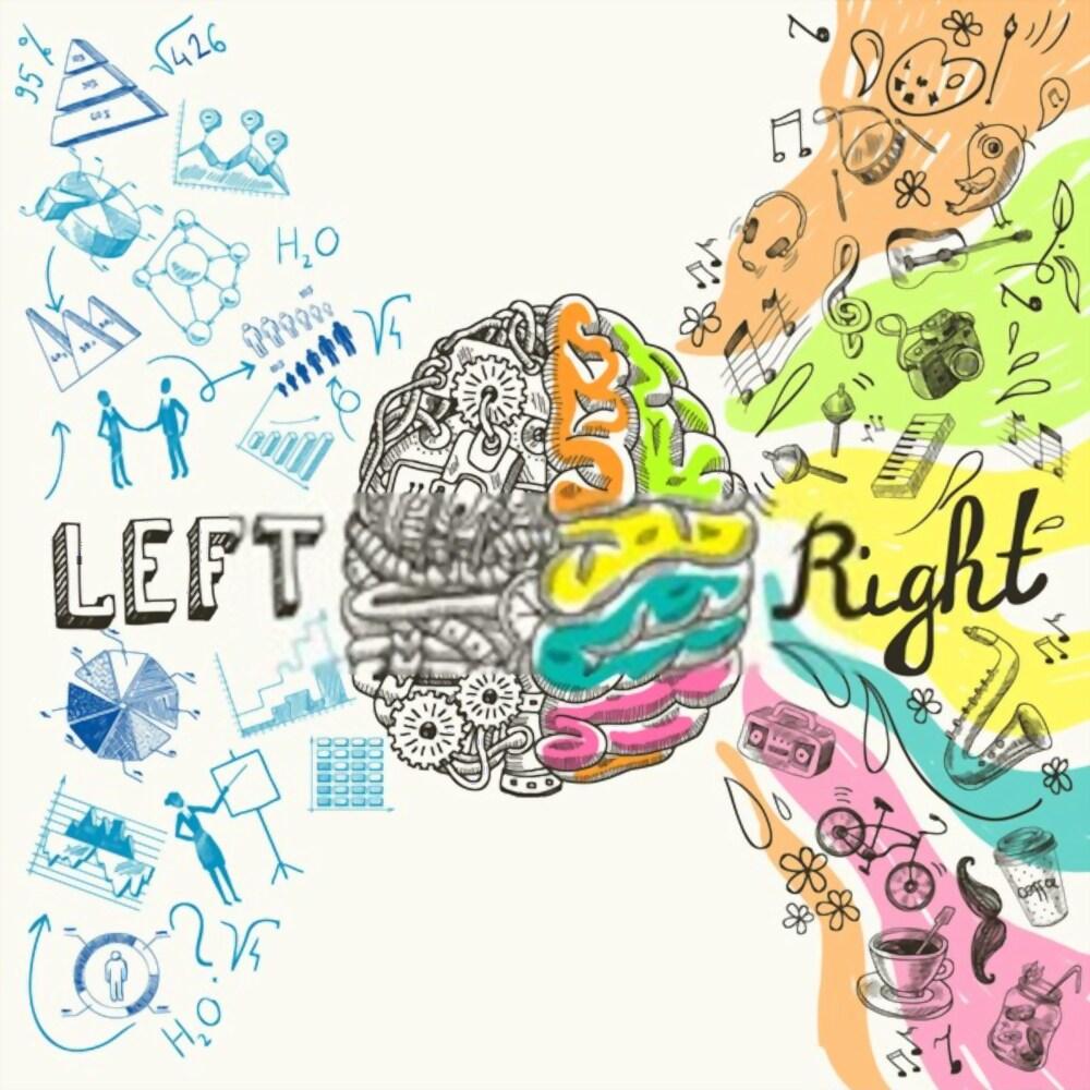 Development of the right brain