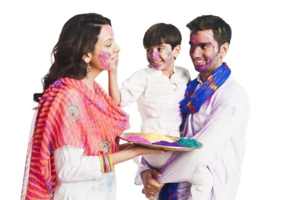 Celebrating festivals together