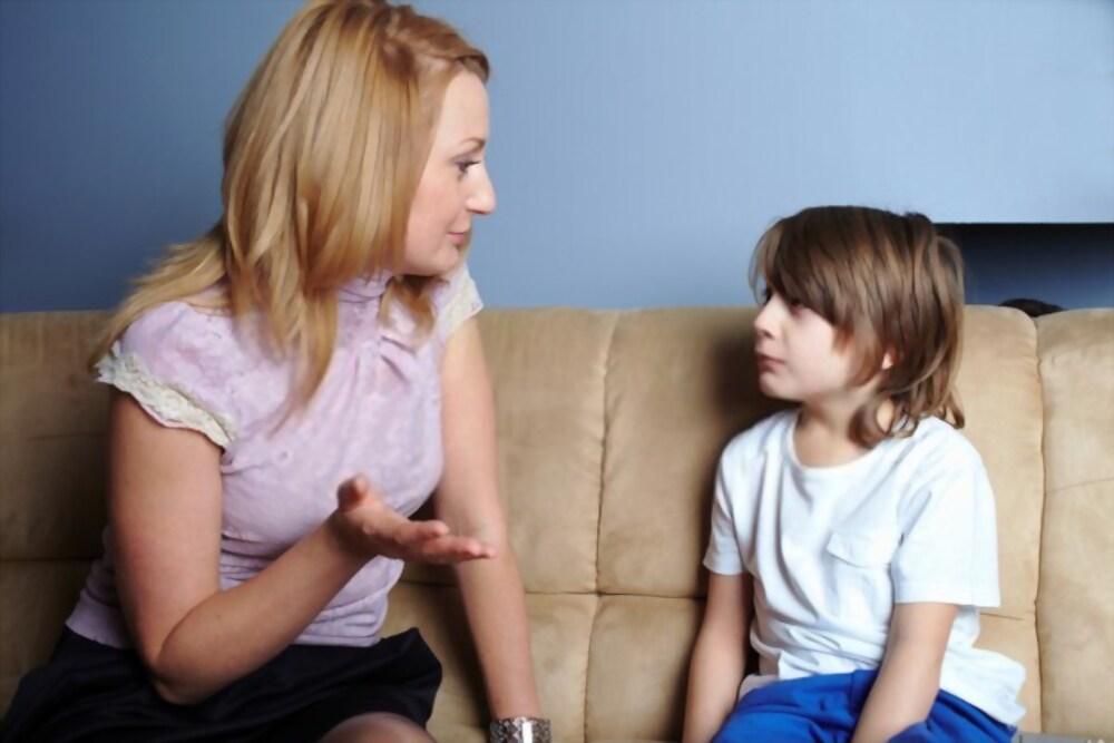 Explaining your kid