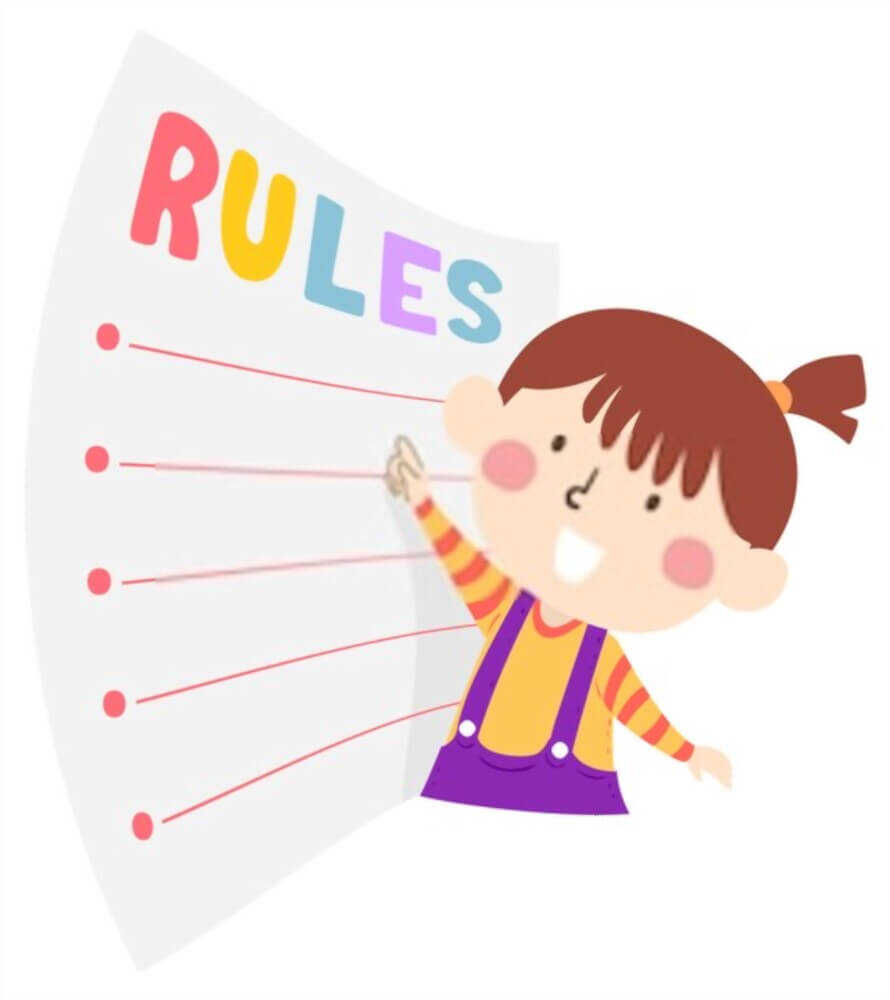 Kids and rules