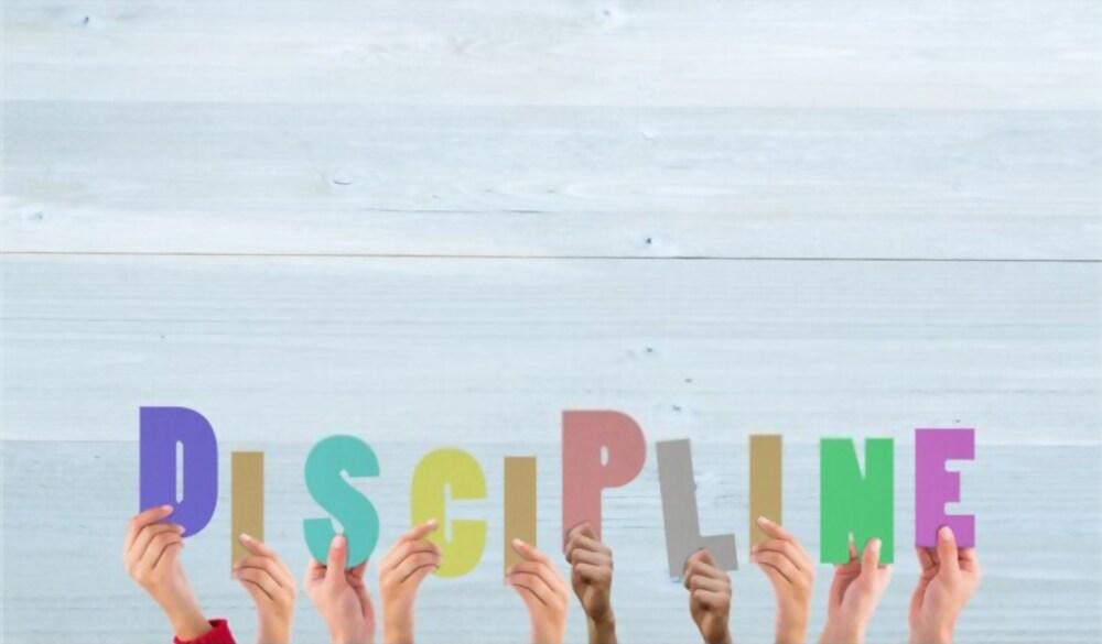 Discipline in kids