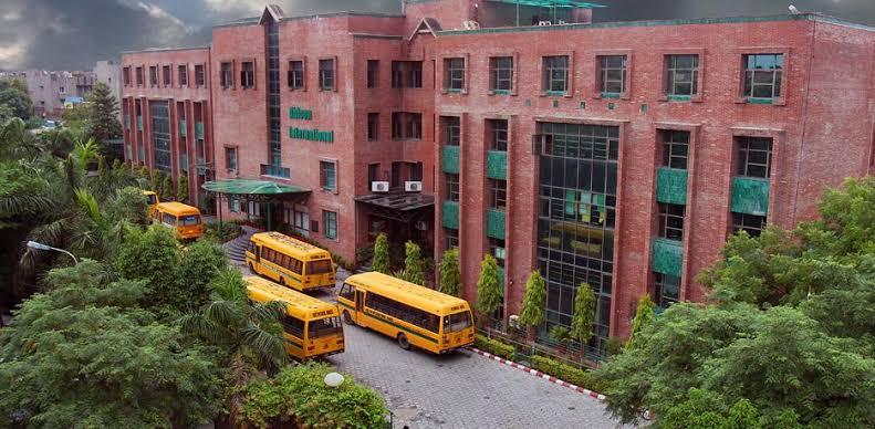 Ahlcon International School, Mayur Vihar Top schools in east delhi