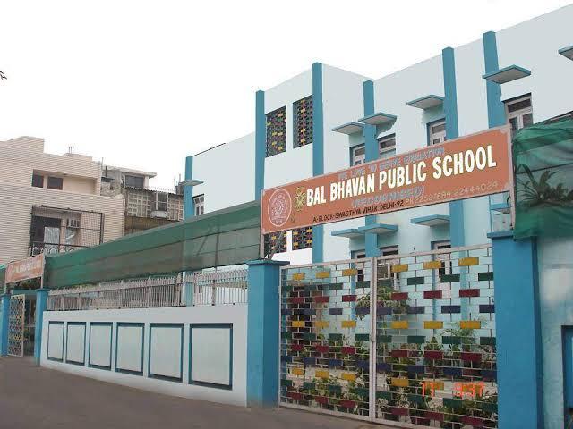Bal Bhawan Public SchoolTop schools in east Delhi