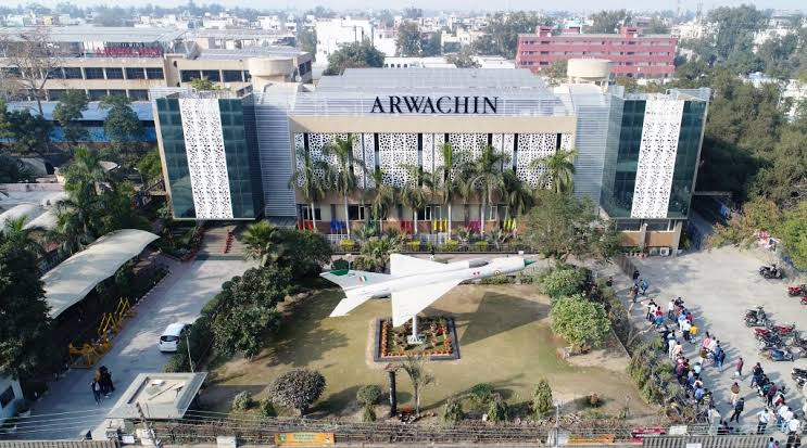Arwachin Bharti Bhawan Senior Secondary SchoolTop schools in east Delhi