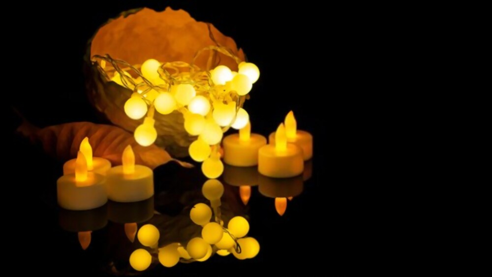 Switch to oil diyas and LED lights Eco friendly festivals
