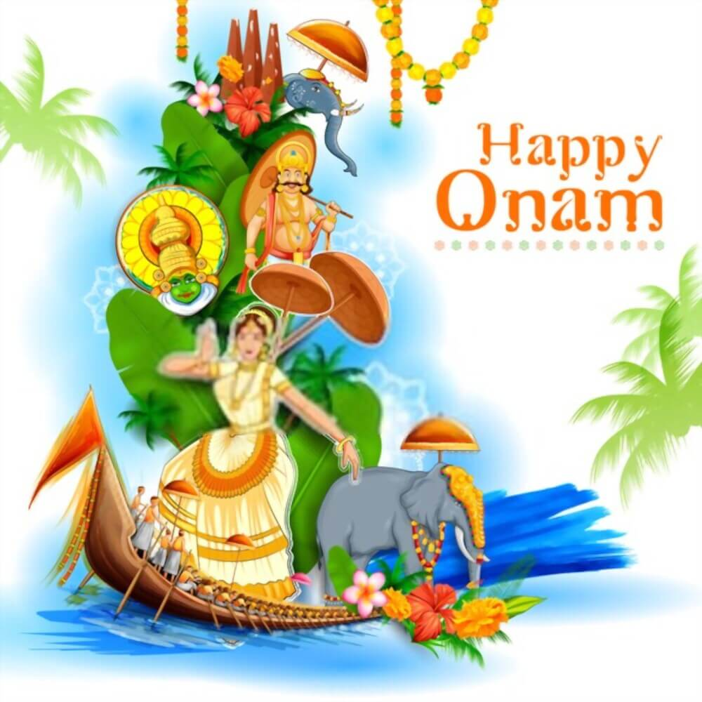 onam festivals of india