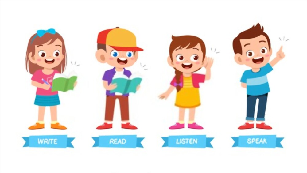 Communication skills in kids