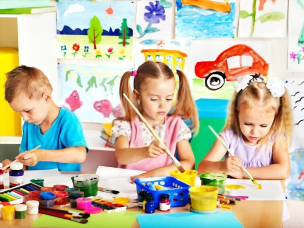 Importance of age in nursery admissions
