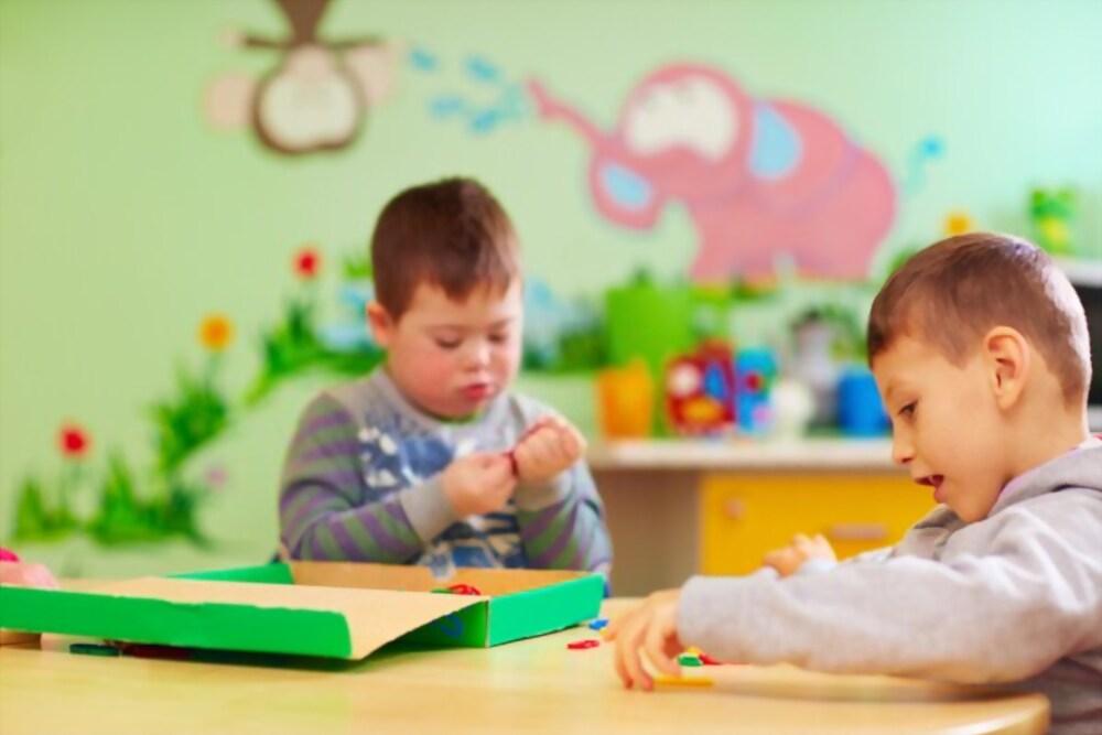 Special nursery kids