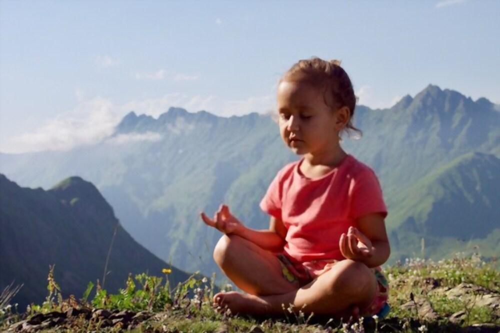 Meditation fortoddlers