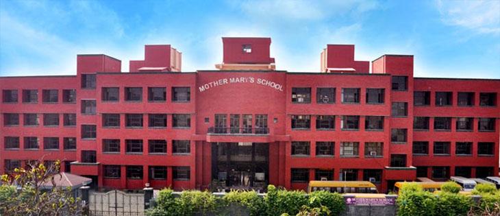 Mother Mary's School, Mayur ViharTop schools in east Delhi