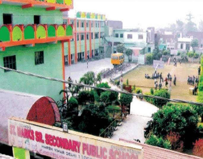 St. Mark's Senior Secondary School, Mayur Vihar Phase IITop schools in east Delhi