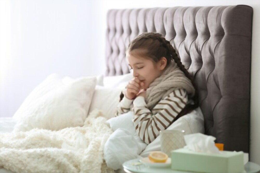 Keep your kids home if they are sick