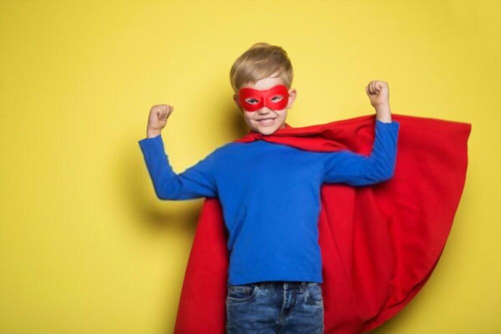 Handmade Superhero Capes