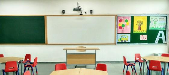 Salvation Tree School: Classroom