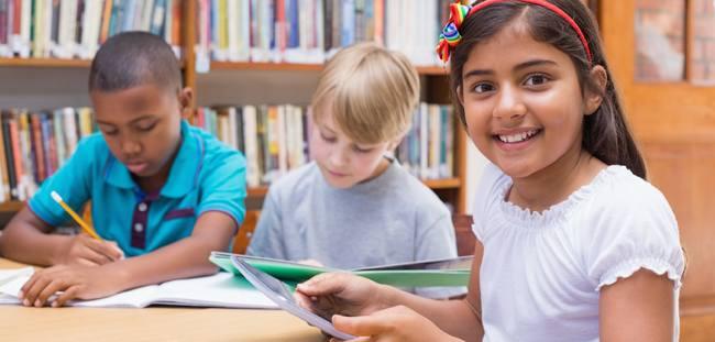 Salvation Tree School: Library