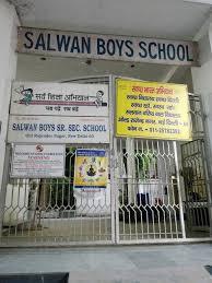 Salwan Boys Senior Secondary SchoolTop School in Central Delhi