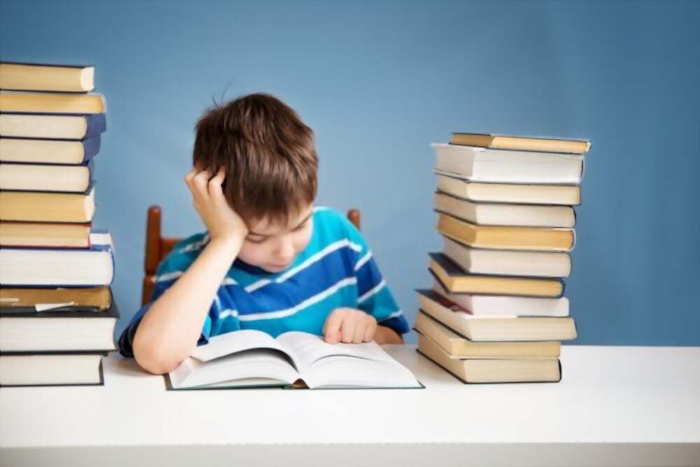 Overload of Studies for kids