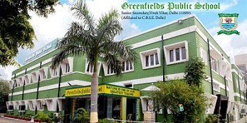 greenfields public school vivek vihar