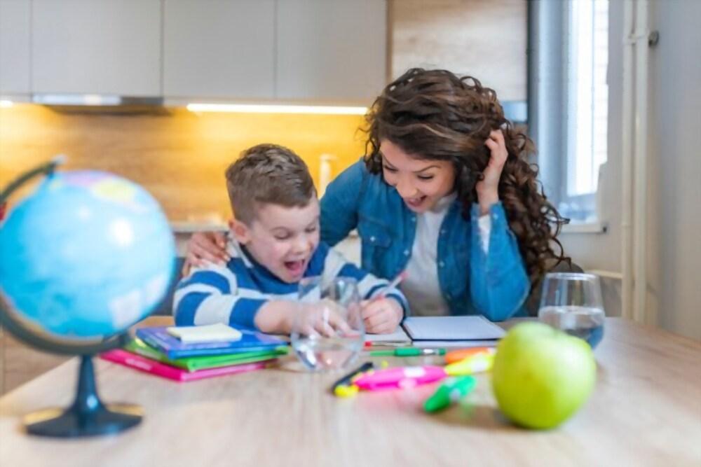 ways to raise a productive child