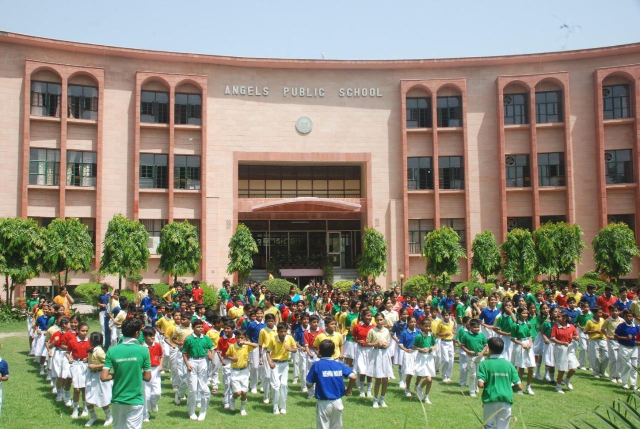 angels public school vasundhra enclave