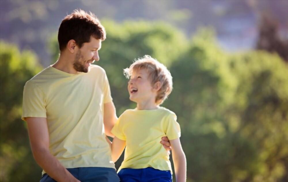 development of children identity
