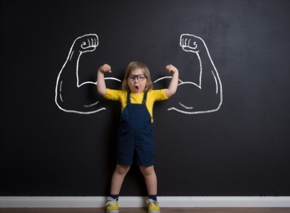 The importance of self-confidence in a child's life
