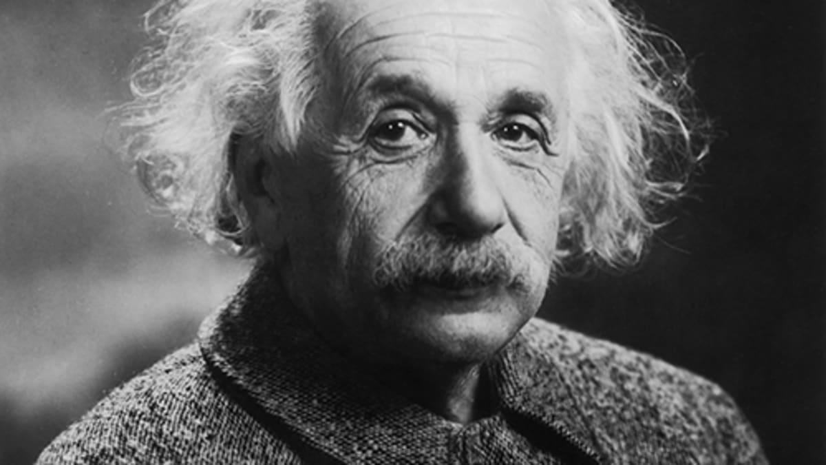 Albert Einstein Learning Disability