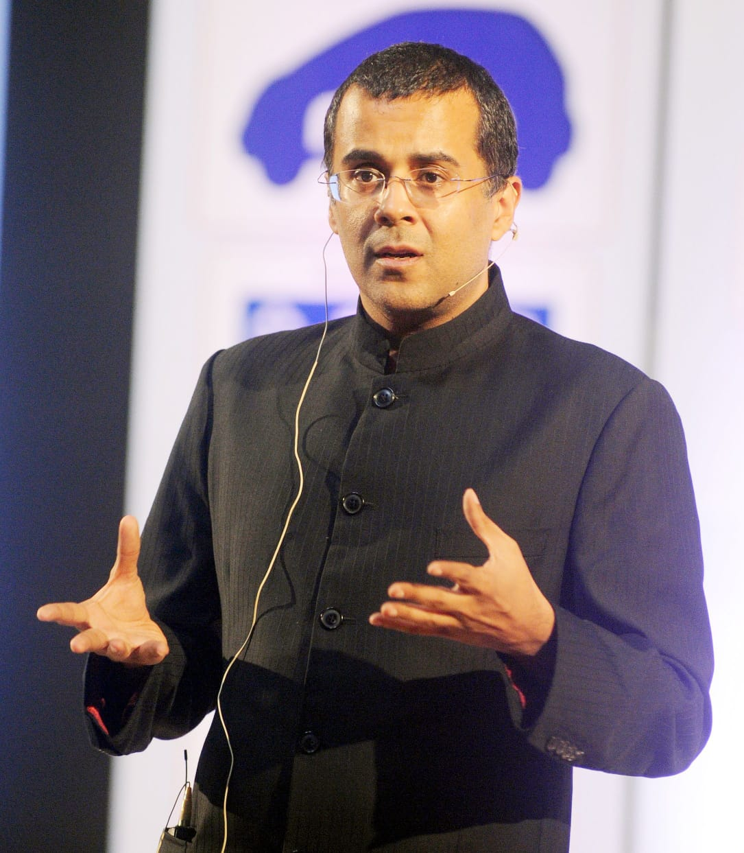 Chetan Bhagat is a famous writer