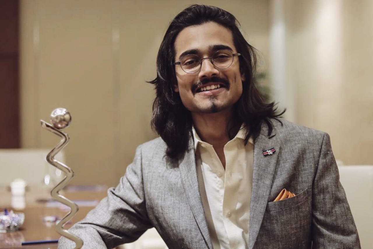 Bhuvan Bam is a famous content creator on YouTube