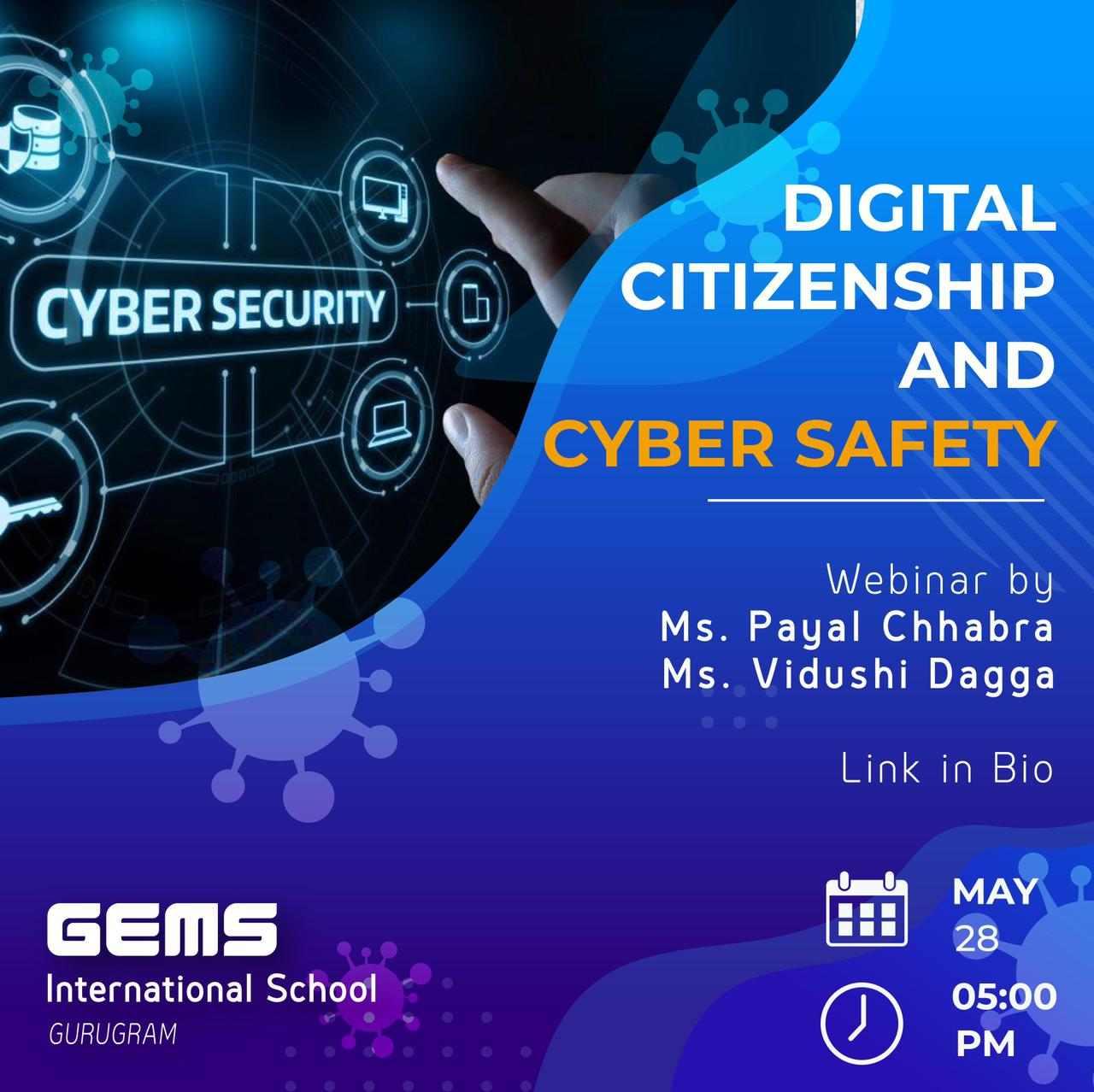GEMS Cyber security webinar