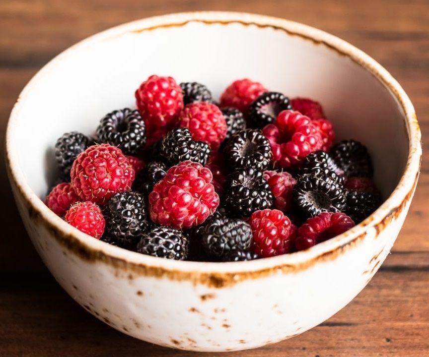 Black raspberries are a super food