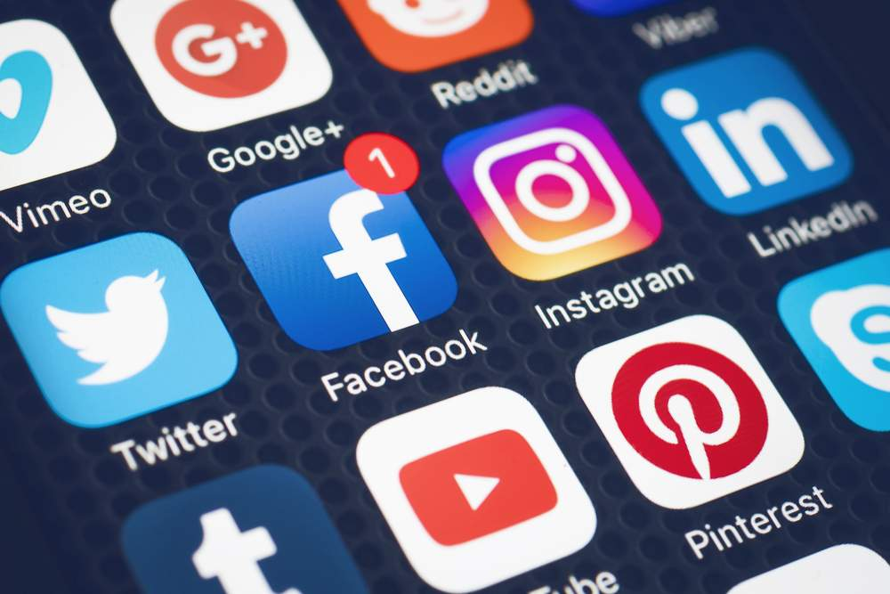 Impact of social media in youth