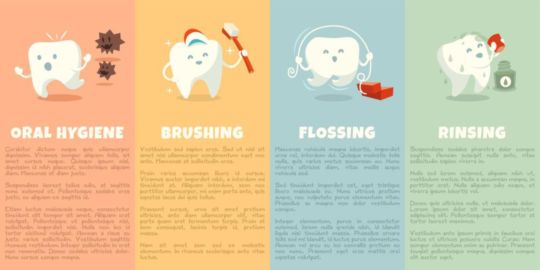 children's oral health facts