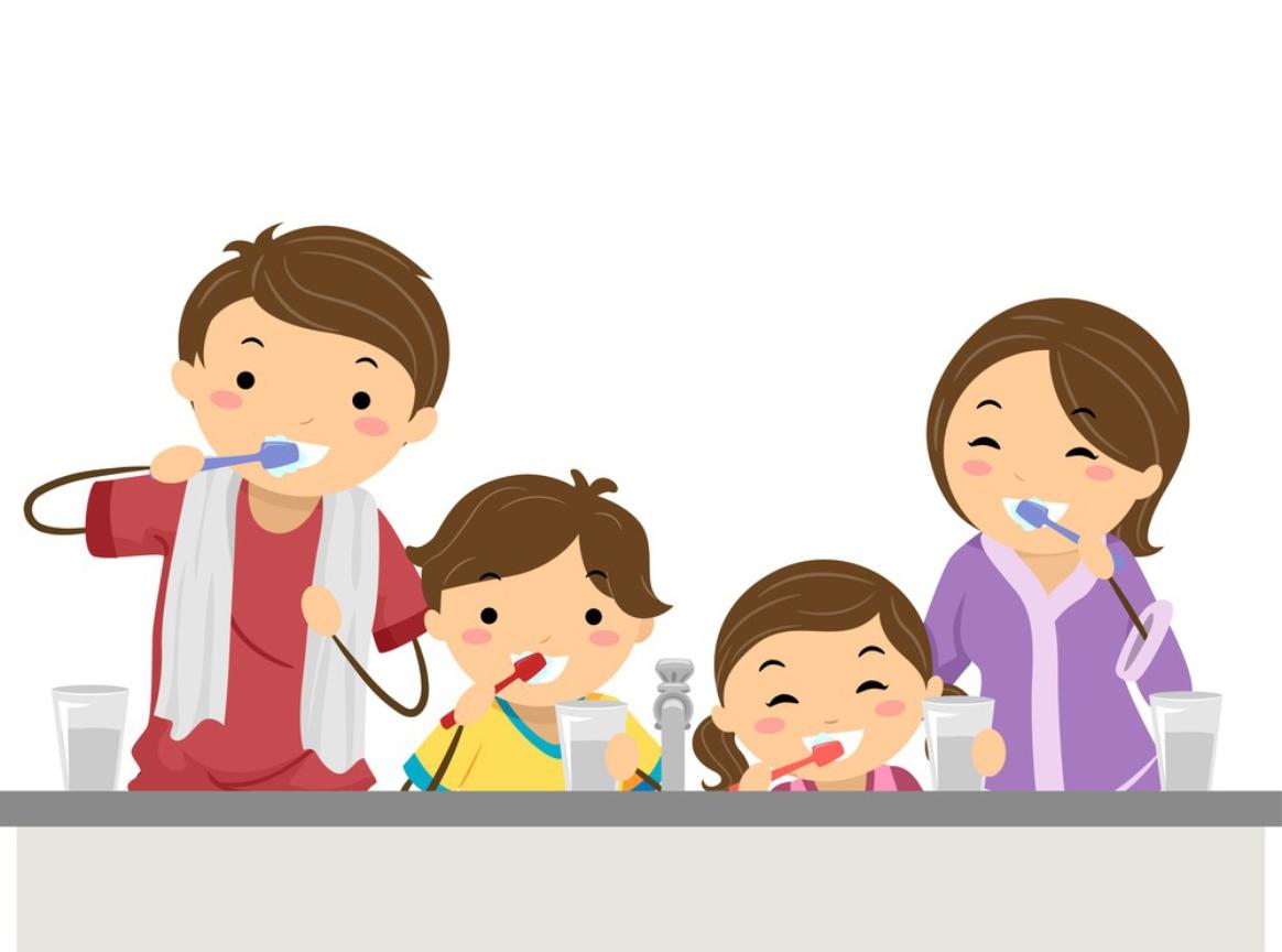 dental hygiene for preschoolers