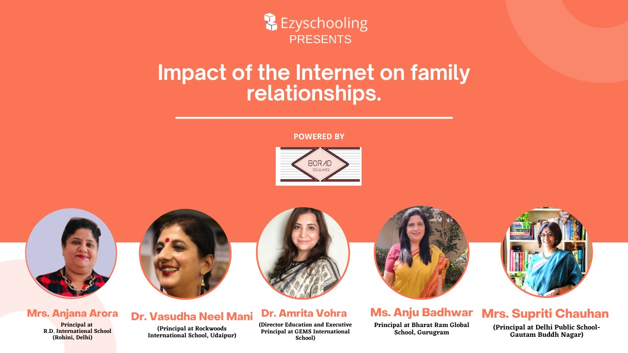 Impactinar on 'Impact of the internet on family relationships'