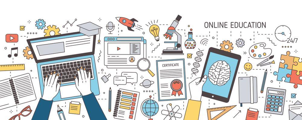 The vast prospective of online education
