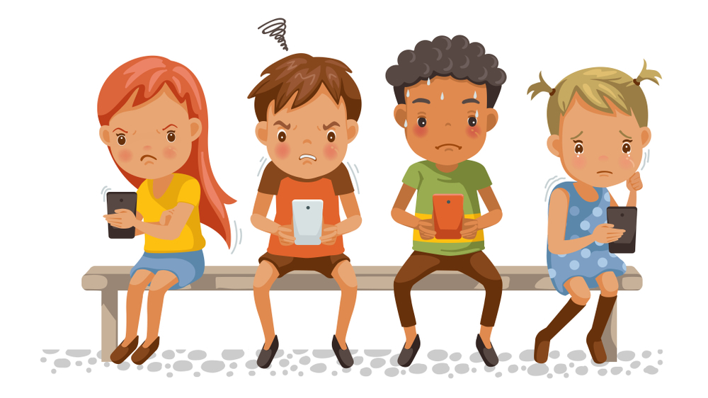 Screen Time Regulations are necessary to ensure the children's good health
