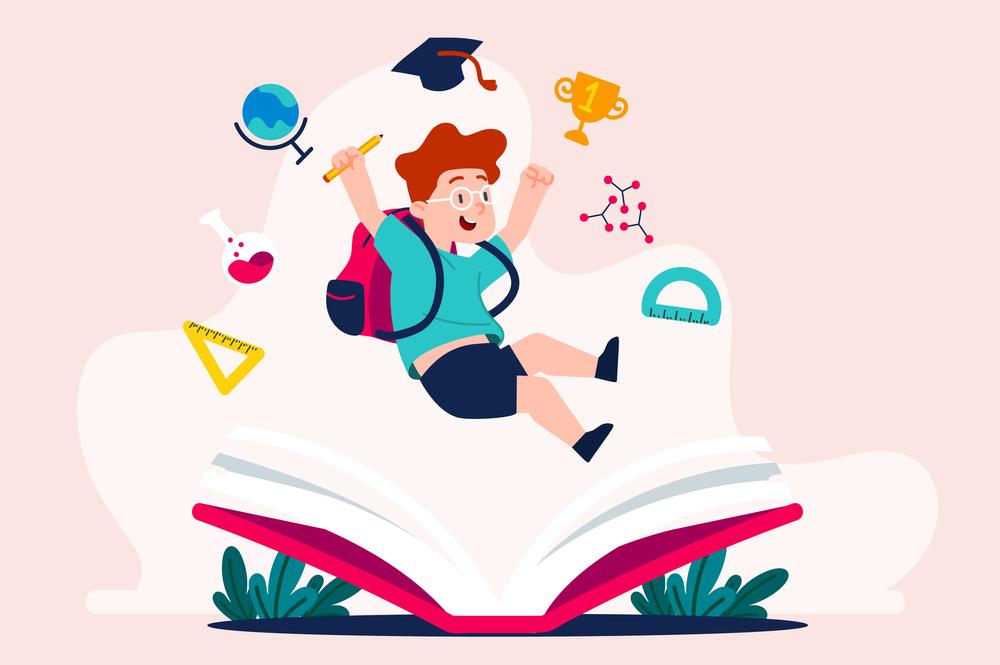 Children should develop interest towards studies