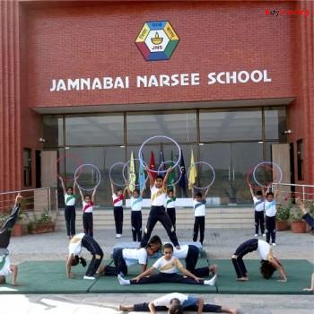 Narsee Monjee Educational Trust's Jamnabai Narsee School