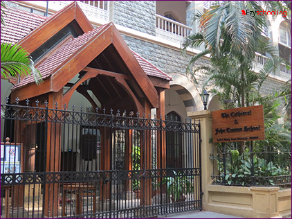 The Cathedral and John Connon School Mumbai