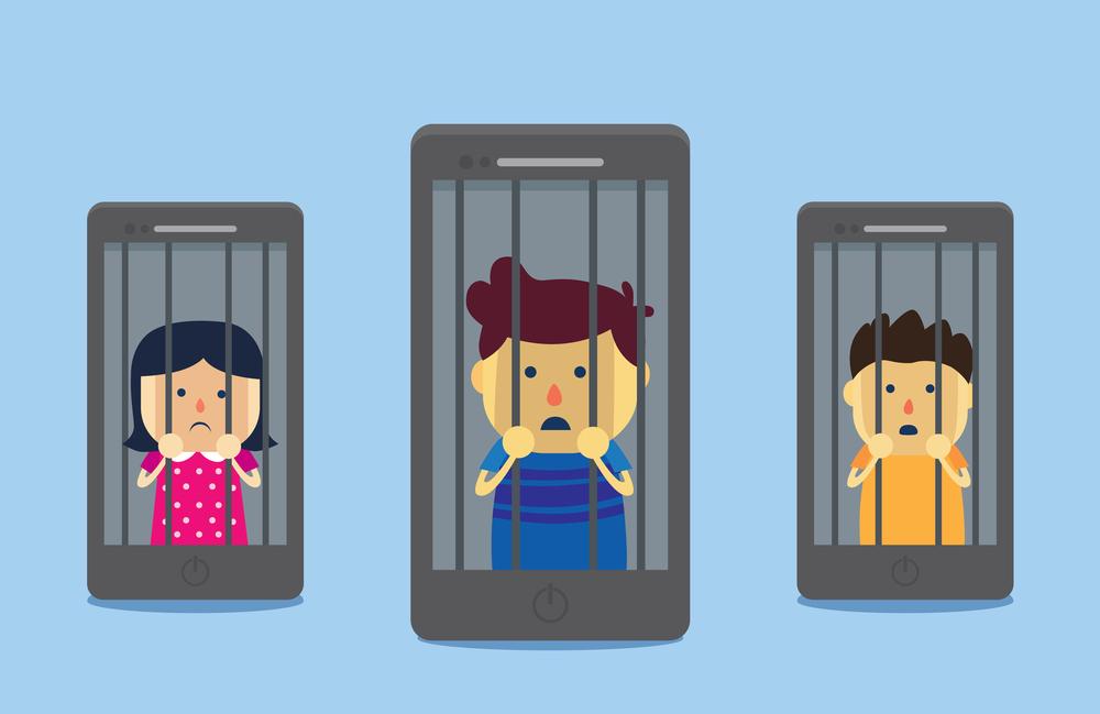 Helping Children Battle Smartphone Addiction