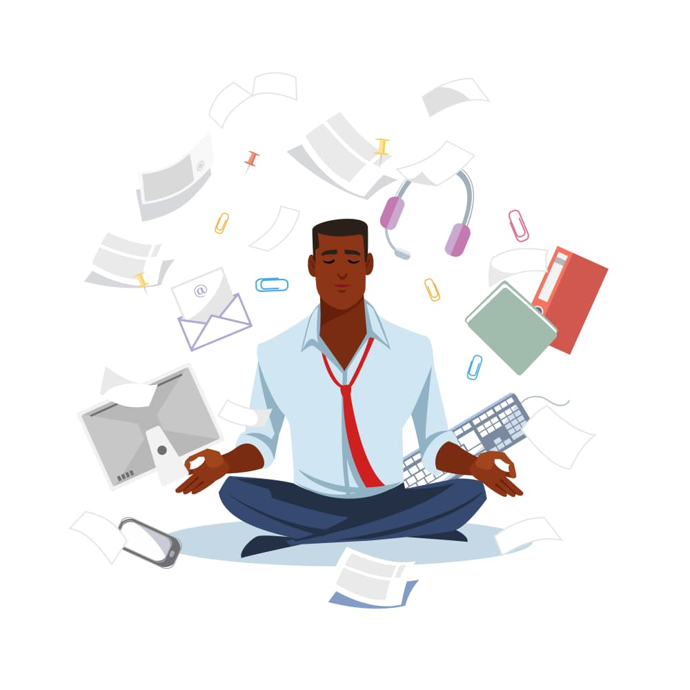 Importance of breaks in a routine