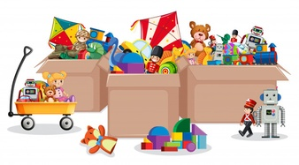 Toys for all age groups